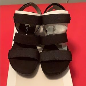 Brand New Anne Klein sport Wedge memory foam shoes